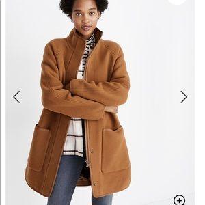 Madewell Estate Cocoon Coat- NWOT